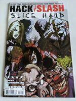 Hack / Slash Slice Hard #1 December 2005 Devils Due Publishing DDP Comics