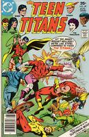 Teen Titans 49 1st Series DC 1977 FN VF Wonder Girl Kid Flash Robin Speedy