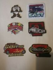 Patches Automotive Street Rod lot of eight FREE SHIPPING