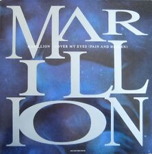 "Marillion Cover My Eyes (Pain And Heaven)  Uk 12"" with poster"