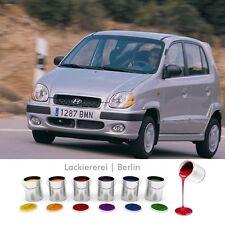 Hyundai Atos Prime 1999-2003 STOßSTANGE Stoßfänger VORNE LACKIERT IN WUNSCHFARBE