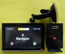 TOP-Navigationsgerät, mit Navigon. Europa / Türkei, neuester Kartenstand, Radar