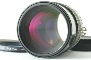 【NEAR MINT】NIKON AIS NIKKOR 135mm F/2.8 1:2.8 AI-S MF Telephoto Lens JAPAN  #55
