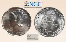 1945-P 10C NGC MS66 Mercury Virtual FB! #001 - RicksCafeAmerican.com