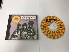 The Exciters Something To Shout About CD 5023224073020 - MINT/NR MINT