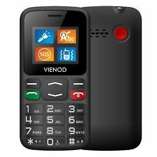 VIENOD V105 Basic Senior Mobile Phones Unlocked, Big Button Mobile Phone for