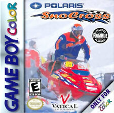 Polaris Snocross 2000 GBC New Game Boy Color