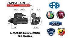 MOTORINO D'AVVIAMENTO ERA 220376A FIAT GRANDE PUNTO O.E 46813058