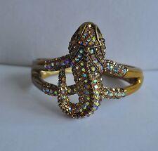 Kirks Folly Chameleon Bracelet In Gold Tone Last Bracelet