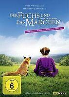 Der Fuchs und das Mädchen (Einzel-DVD) von Luc Jacquet | DVD | Zustand gut
