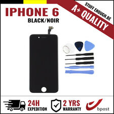 A+ LCD TOUCH SCREEN DIGITIZER SCHERM/ÉCRAN BLACK NOIR & TOOLS FOR IPHONE 6 4.7""