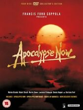 Apocalypse Now (4 Disc Collectors Edition) [DVD] [1979]