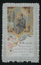 Image pieuse  holy card Saint Berchmans XXème
