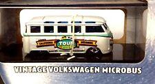 Hot Wheels 100% Black Box White Vintage Volkswagen Microbus