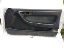 1990-1993 TOYOTA CELICA GT Door Panel Trim Interior Passenger's Right Power OEM