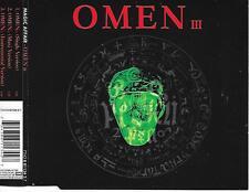 MAGIC AFFAIR - Omen III CDM 3TR Eurodance 1993 Holland Print