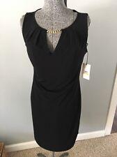 Ivanka Trump Little Black Dress Size S M13 $118