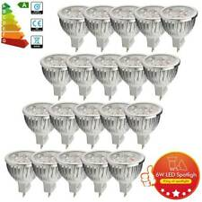 20x High Power MR16 6W LED Bulbs GU5.3 50Watt Halogen Bulb Lamp Warm White Light