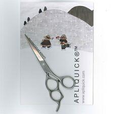 Apliquick Ergonomic Three Hole/Finger Scissors