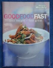 WOMENS WEEKLY~Good Food Fast Cookbook~ Delicious Recipes for all Family Members