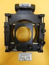 Optem 28-90-77 HV Video Microscope Stage Electroglas 4085X Olympus SZ-STP Used