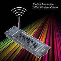 DMX512 Wireless Stage Light Controller 192CH with Transmitter DJ NEW W8F8