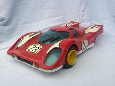Porsche 917 à friction Pocher Longueur 26 cm Le Mans