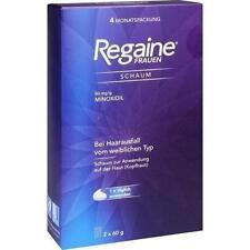 REGAINE Frauen Schaum 50 mg/g 2X60 g PZN 11082202