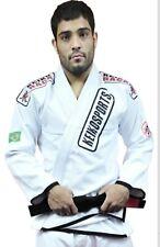 Keiko Raca Limited BJJ Jiu Jitsu Kimono Gi White A0 Grappling UFC MMA