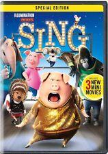 Sing (DVD) CHILDREN FAST SHIP CARTOON