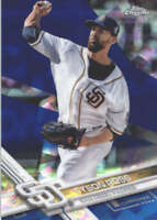 TYSON ROSS 2017 TOPPS CHROME SAPPHIRE EDITION #138 ONLY 250 MADE