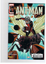 LOT DE 2 ANT MAN 1 & 4 IRON MAN MARVEL PANINI COMICS 2015