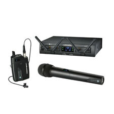 Audio-Technica Atw-1312/L System 10 Pro Rack-Mount Wireless System - Hand/Lav