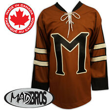 Mystery Alaska Movie Hockey Jersey