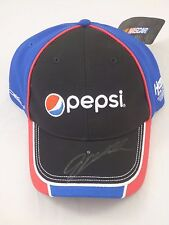 Jeff Gordon Signed Autographed Official Nascar Pepsi Hendrick Racing Hat