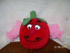 VTG 1982 Disney Epcot Mr Tomato Kitchen Kabaret Plush