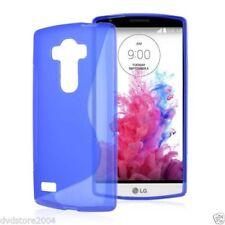 Cover e custodie Blu Per LG G4 in pelle sintetica per cellulari e palmari