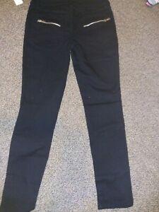 Tripp nyc pants punk goth rock mens zipper pants NWT