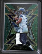 2017 Panini Select Football Emerald Patch #25 Russell Wilson No 3 of 5