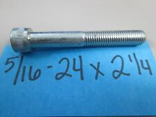 5/16-24 x 2 1/4 Socket Head Cap Screws