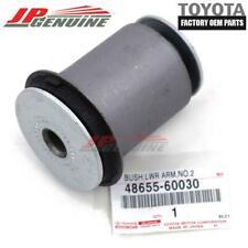 GENUINE TOYOTA LEXUS OEM FRONT LH/RH NO.2 LOWER CONTROL ARM BUSHING 48655-60030