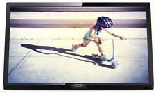 PHILIPS 24 PHS 4022 61cm (24 Zoll) TV mit HD Sat DVT2 Fernseher EEK A+ 24PHS4022