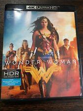 Wonder Woman (4K Ultra Hd+Blu-ray, Digital Hd) Like New Read!