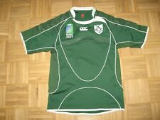 Ireland Rugby 2007 World Cup  shirt size S