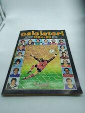 album calaciatori panini 1984-85 completo campionato italiano di calcio