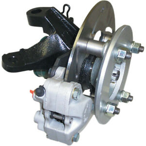 Highlifter Front Disc Brake Conversion Kit - Honda | HLHONDB-1