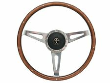 1964-1967 Mustang Shelby Style Steering Wheel Kit w/Hub & Emblem ~ FREE SHIPPING