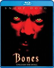 Bones New Sealed Blu-ray 2001 Snoop Dogg