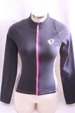 New Pearl Izumi Women's Select Pursuit Thermal Jersey Cycling Bike Small Black