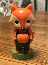 Solar Powered Dancing Toy Bobblehead New 2020-  FALL HARVEST - Fox